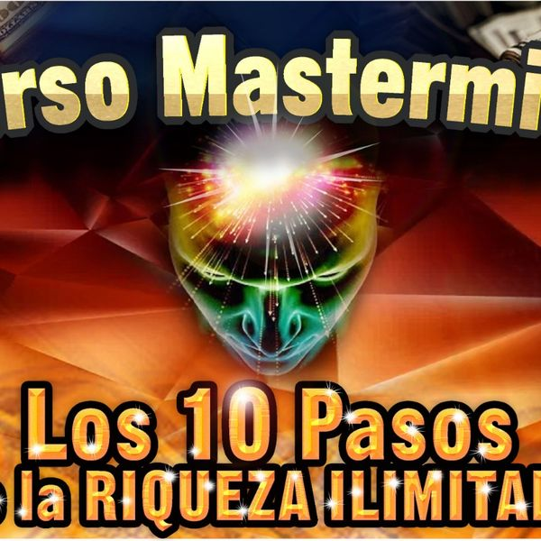 Imagem principal do produto Los 10 Pasos de la Riqueza Ilimitada