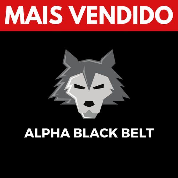 Imagem principal do produto Alpha Black Belt