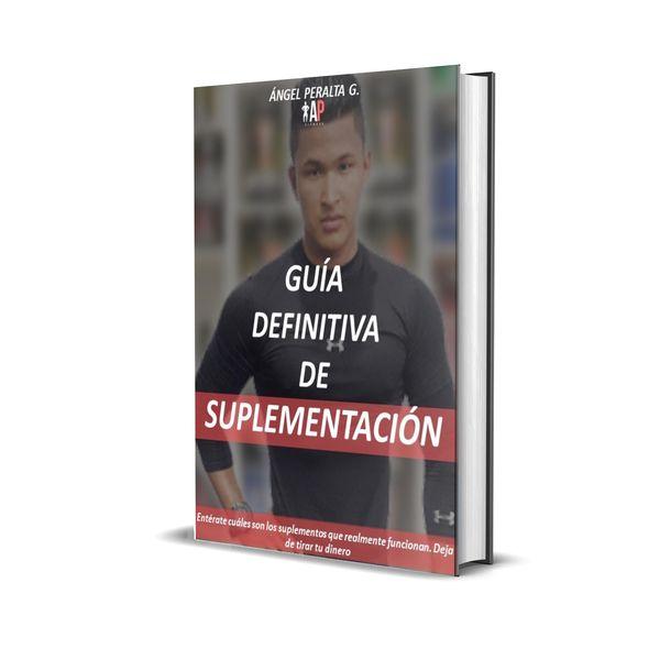 Imagem principal do produto Guía básica de suplementación
