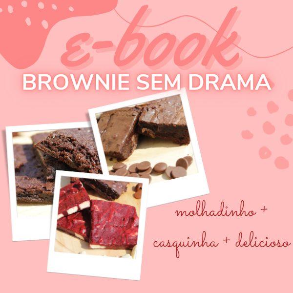 Imagem principal do produto Brownie sem Drama
