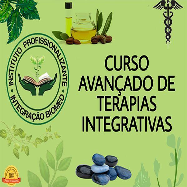 Imagem principal do produto Curso Avançado de Terapias Integrativas C/ Certificação da Abrath