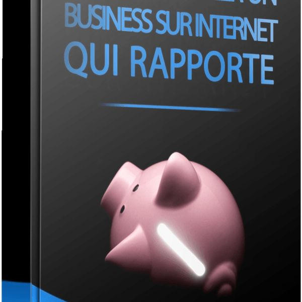 Imagem principal do produto Comment créer un business qui rapporte sur internet ?