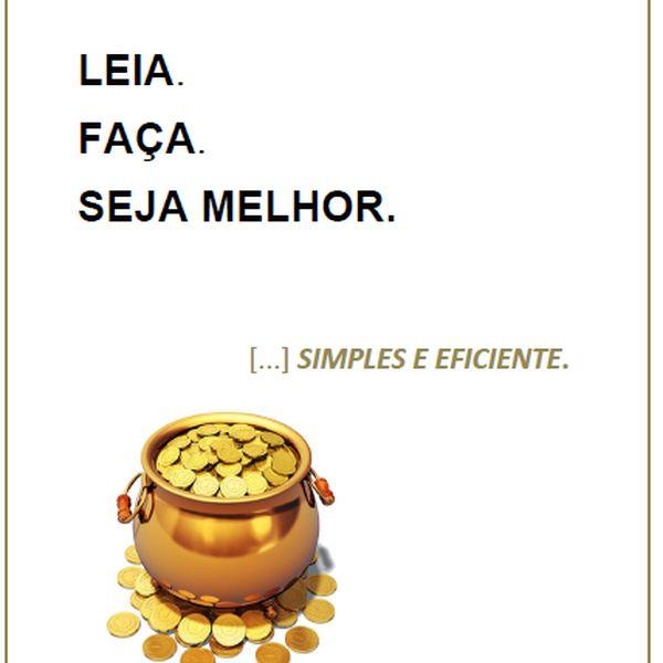 Imagem principal do produto LEIA. FAÇA. SEJA MELHOR.