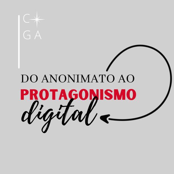 Imagem principal do produto Do anonimato ao Protagonismo digital