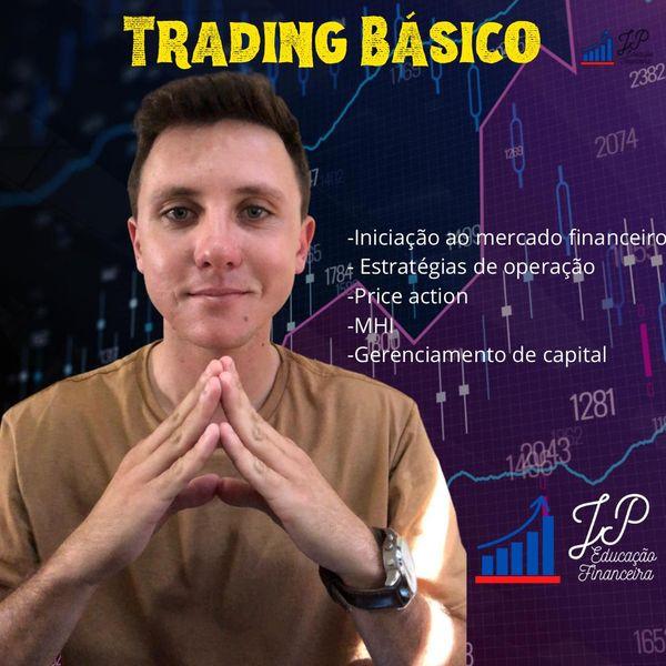 Imagem principal do produto Trading Básico JP
