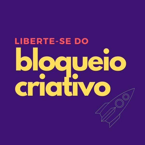 Imagem principal do produto Liberte-se do Bloqueio Criativo