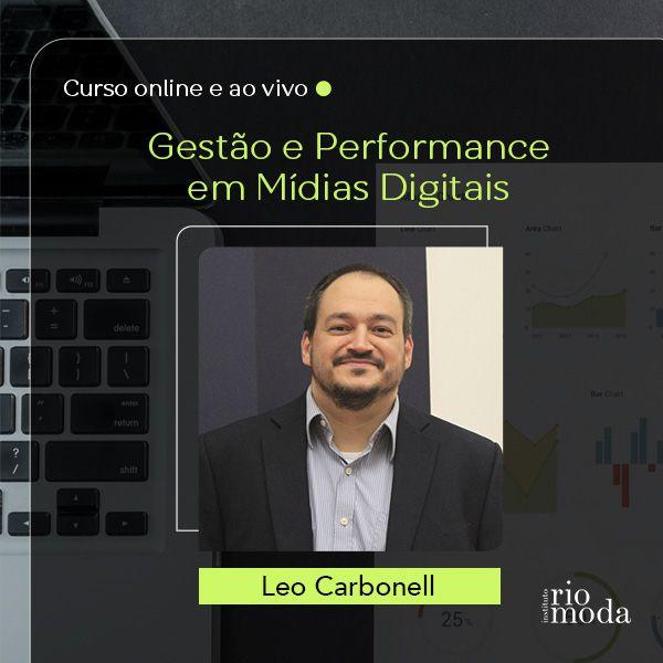 Imagem principal do produto Gestão e Performance em Mídias Digitais