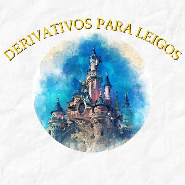 Imagem principal do produto Derivativos para Leigos