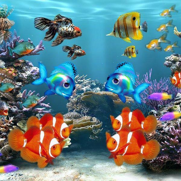 Imagem principal do produto Criando Peixes