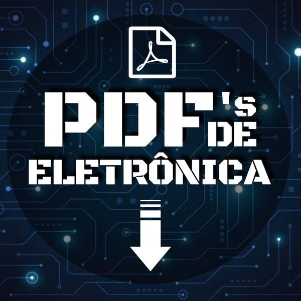 Imagem principal do produto E-book De Eletrônica