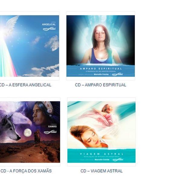 Imagem principal do produto CD Digitais - Coletânea Amparo