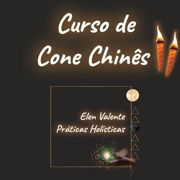 Imagem principal do produto Curso de Cone Chinês