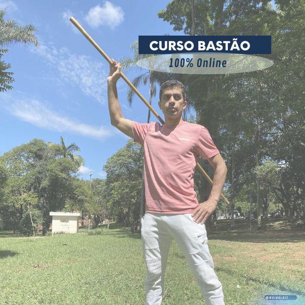 Imagem principal do produto Kung Fu 100% On-line - Curso Completo Bastão