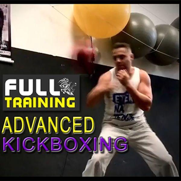 Imagem principal do produto Advanced Kickboxing