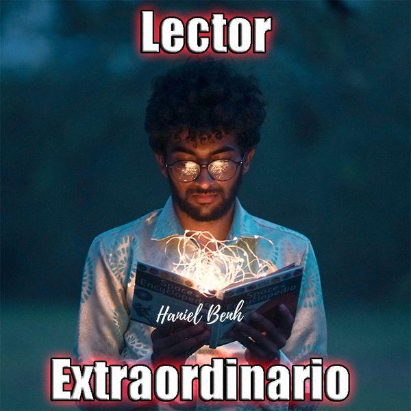 Imagem principal do produto Lector Extraordinario - Domina el arte de Leer y Aprender