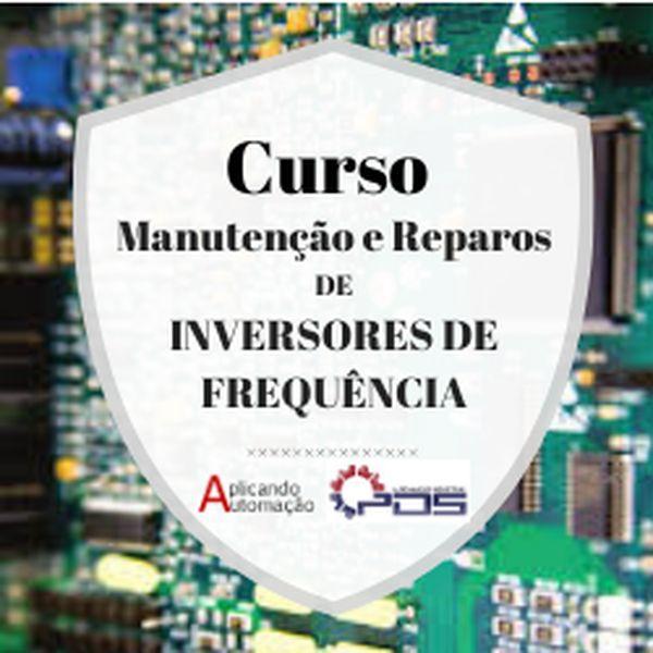 Imagem principal do produto Curso de Manutenção e Reparos de Inversores de Frequência