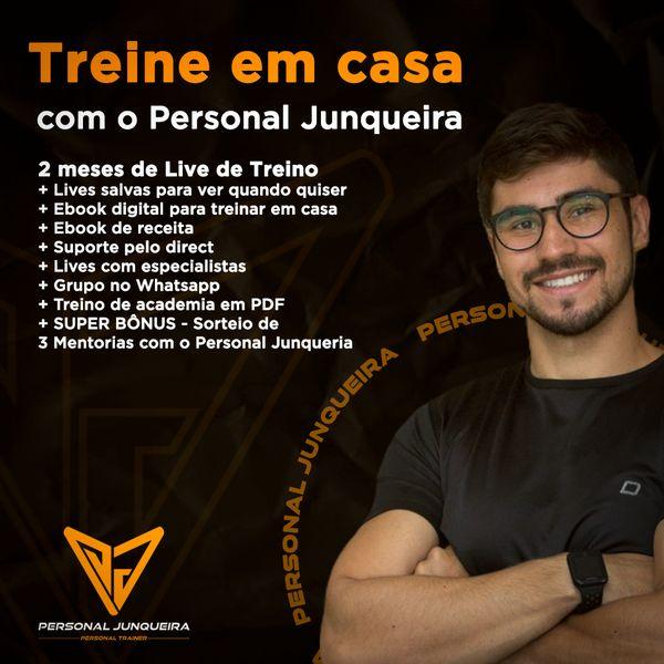 Imagem principal do produto Treine com Junqueira