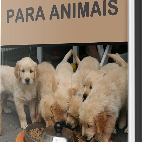 Imagem principal do produto Alimentos Caseiros Para Animais
