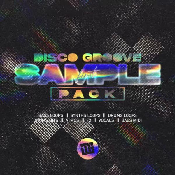 Imagem principal do produto Disco Groove Sample Pack