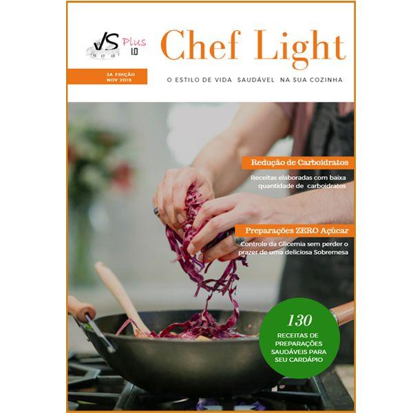 Imagem principal do produto Chef Light -Redução de Carboidrato