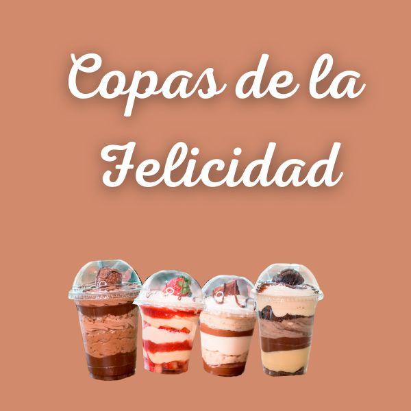 Imagem principal do produto Copas de la Felicidad