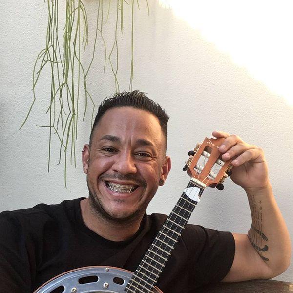 Imagem principal do produto Curso Prático de Banjo - VOL. 3
