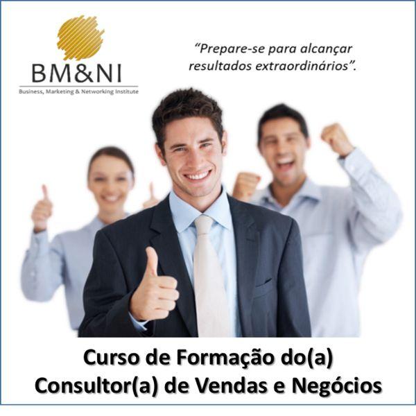 Imagem principal do produto FORMAÇÃO DO (A) CONSULTOR (A) DE VENDAS E NEGÓCIOS