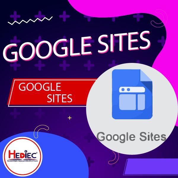 Imagem principal do produto GOOGLE SITES