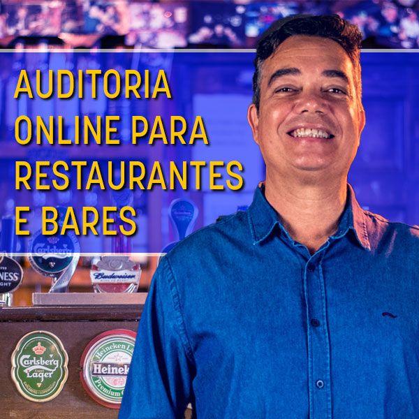Imagem principal do produto Auditoria online para restaurantes e bares