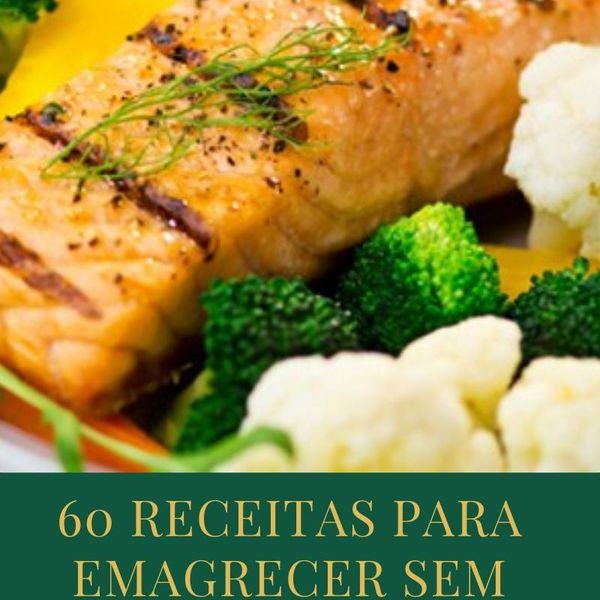 Imagem principal do produto 60 RECEITAS PARA EMAGRECER SEM SOFRER