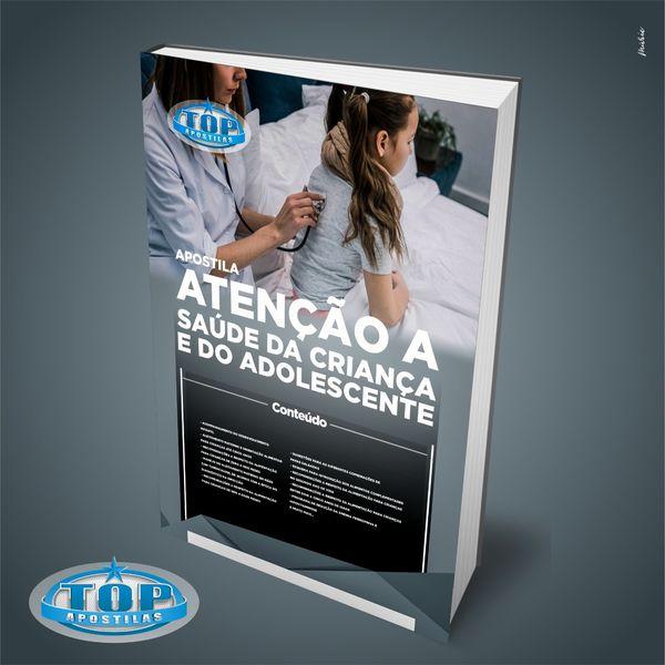 Imagem principal do produto Ebook Atenção a Saúde da Criança e do Adolescente