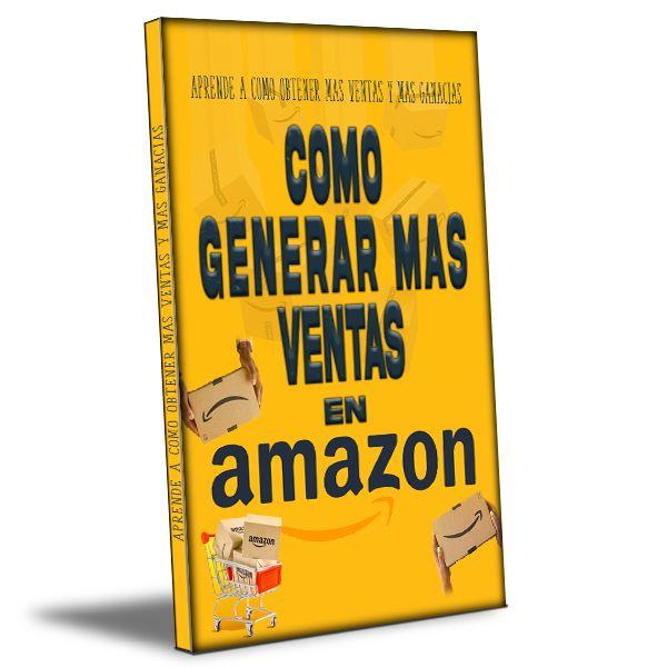 Imagem principal do produto GENERAR MAS VENTAS EN AMAZON