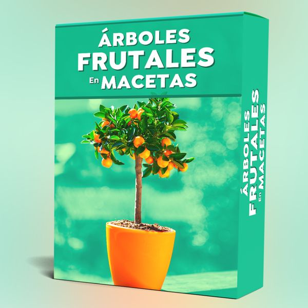 Imagem principal do produto Cultivo de Arboles Frutales en Macetas