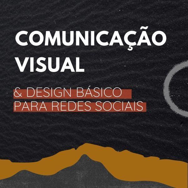 Imagem principal do produto Comunicação Visual - Design básico para redes sociais