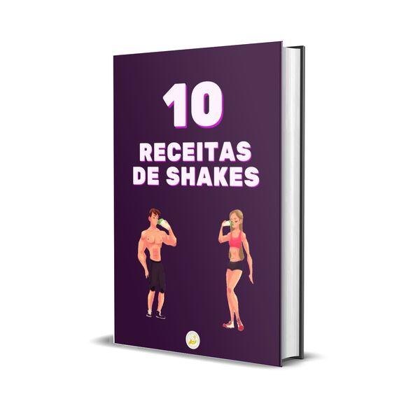 Imagem principal do produto 10 Receitas de Shakes para Bulking