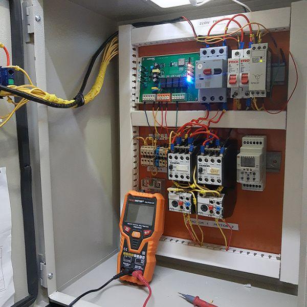 Imagem principal do produto Curso de comandos elétricos para iniciantes