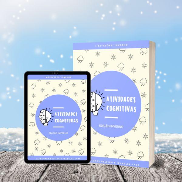 Imagem principal do produto Atividades Cognitivas - Edição Inverno