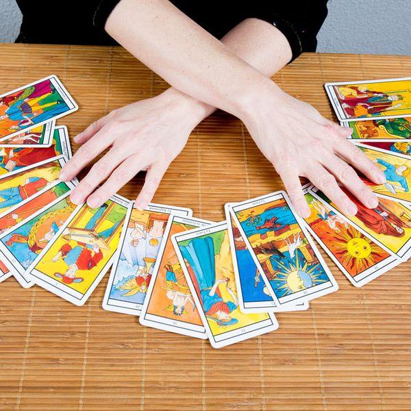 Imagem principal do produto Arcanos Menores do Tarot