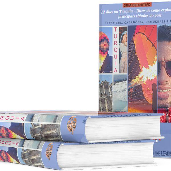 Imagem principal do produto Conheça a TURQUIA em 12 dias - Viaje em nossa Viagem