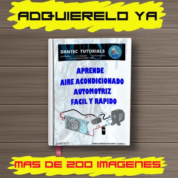 Imagem principal do produto APRENDE AIRE ACONDICIONADO AUTOMOTRIZ FACIL Y RAPIDO