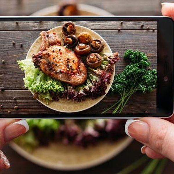 Imagem principal do produto Fotografía culinaria en 30 días