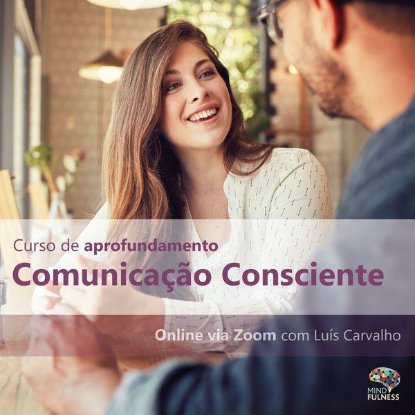 Imagem principal do produto Curso Aprofundado de Comunicação Não Violenta