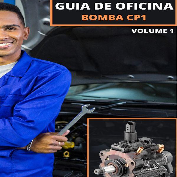 Imagem principal do produto GUIA DE OFICINA - BOMBA DE ALTA PRESSÃO CP1 - V1