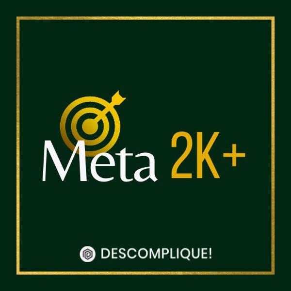 Imagem principal do produto Meta 2k+ (M2K+)