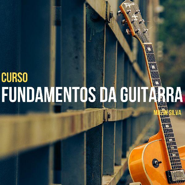 Imagem principal do produto Curso Fundamentos da Guitarra