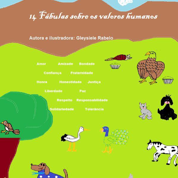 Imagem principal do produto 14 Fábulas sobre os Valores Humanos