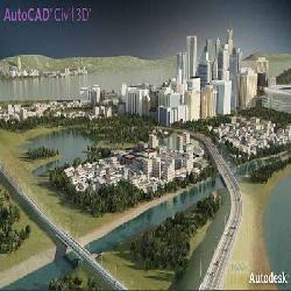 Imagem principal do produto Curso Autodesk Civil 3D