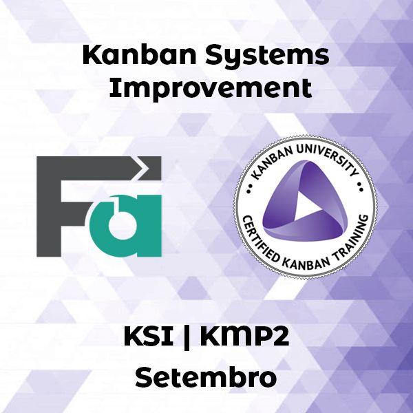 Imagem principal do produto KSI - Kanban Systems Improvement (KMP2)