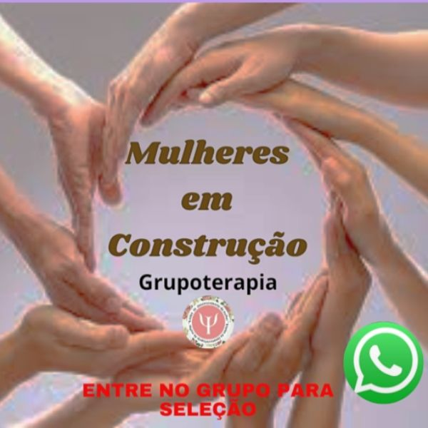 Imagem principal do produto Mulheres em Construção - Grupoterapia