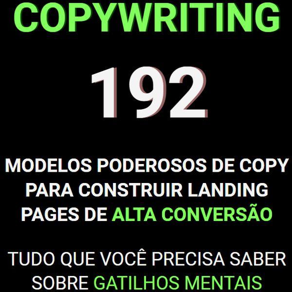 Imagem principal do produto Copywriting Para Landing Pages